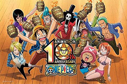 One Piece - From TV animation One Piece 10th - puzzle