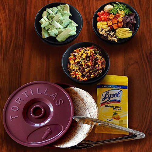 tortilla-keeperlysol-wipestongssalsa-bowls-set-of-3-fiesta-party-gift-set-microwave-safe-tortilla-ho