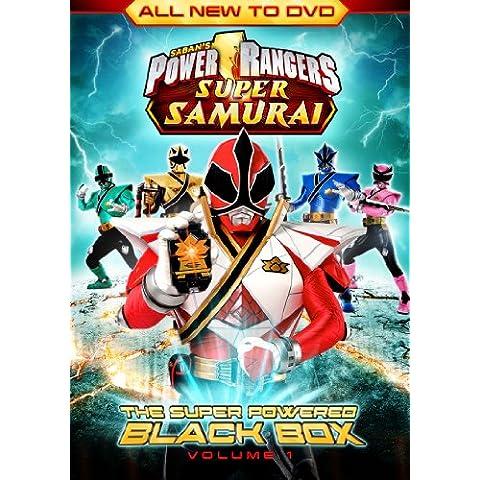Power Rangers: Super Powered Black Box