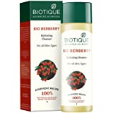 Biotique Bio Berberry Hydrating Cleanser For All Skin Types, 120Ml