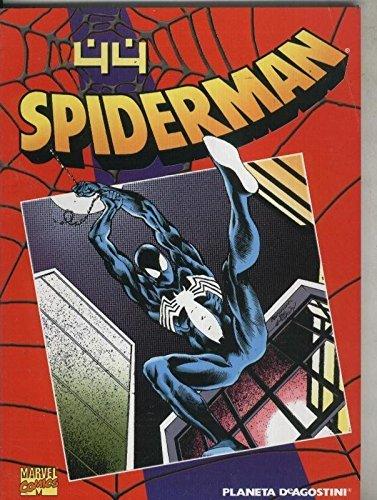 Coleccionable Spiderman volumen 1 numero 44