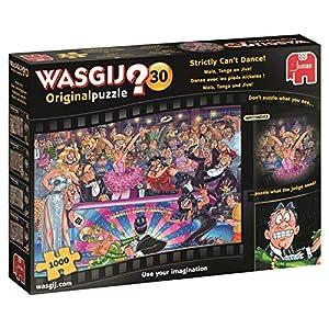 Jumbo Wasgij Original 30 1000 pcs Puzzle - Rompecabezas (Puzzle Rompecabezas, Comics, Adultos, Niño/niña, 12 año(s), Interior)