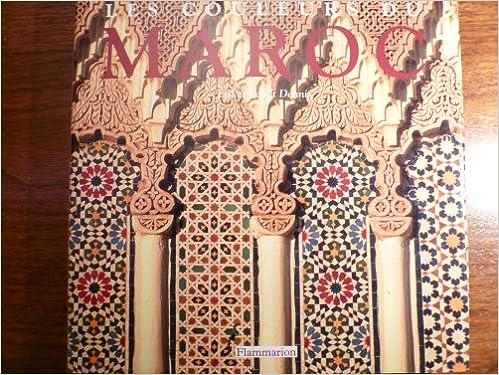 Les couleurs du Maroc pdf, epub ebook