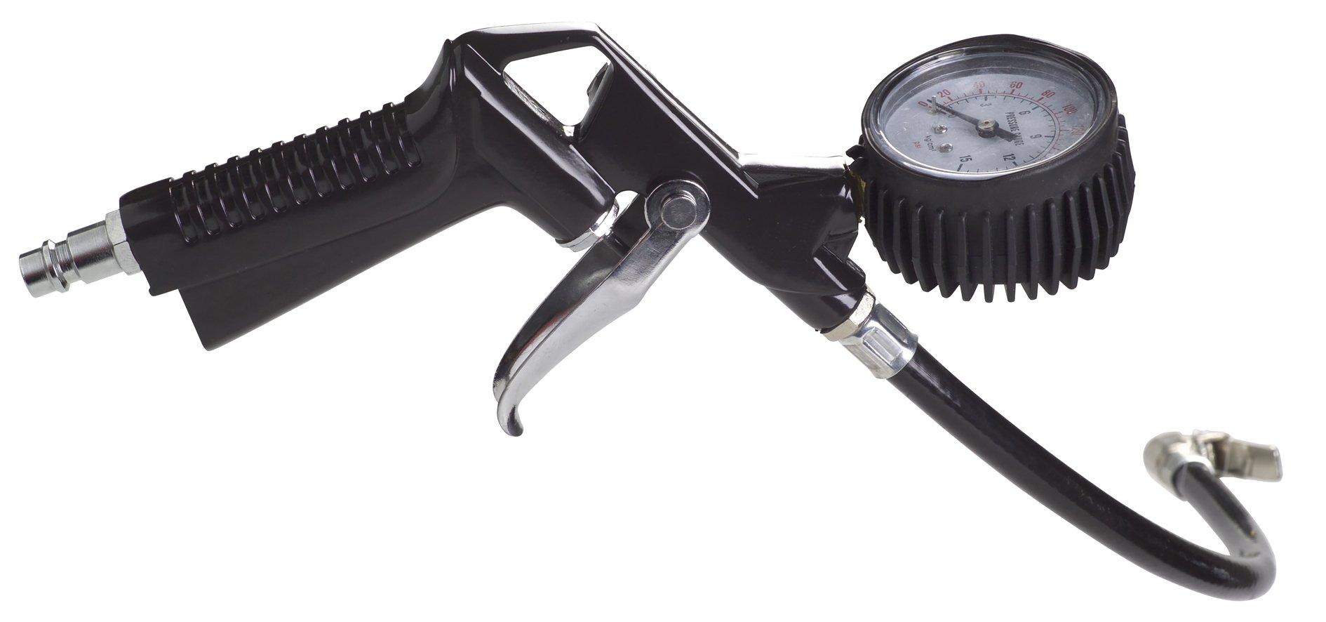 FERM ATM1041 Bomba para inflado de neumáticos