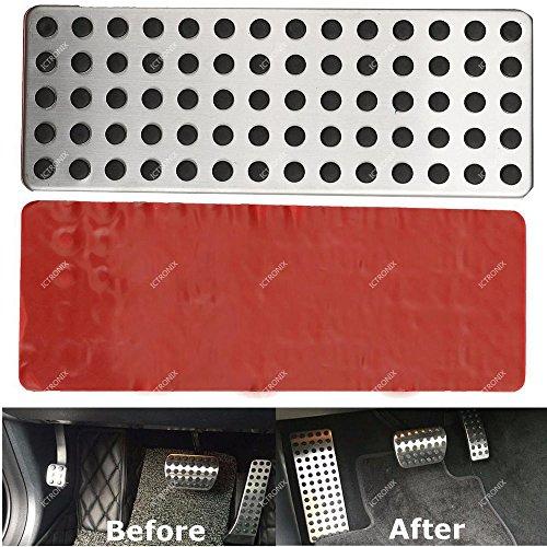 ICT Ronix Car Styling No recibo reposapiés placa no Drill Base Pedales...