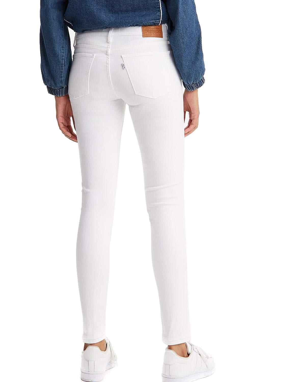Levi's 710 Innovation – Pantalones vaqueros ajustados para mujer