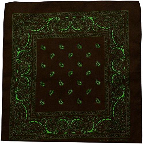 kandharis-bandana-vierecktuch-kopftuch-in-paisley-muster-aus-baumwolle-55cmx55cm-b89-schwarz-grun