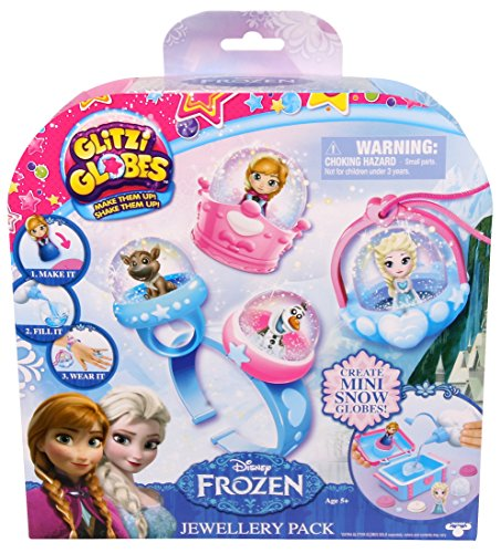 (Glitzi Globes Disney Frozen Jewelry Pack)