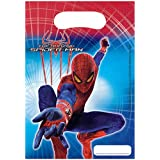 Amscan Spiderman Amazing Lootbag Party Accessory