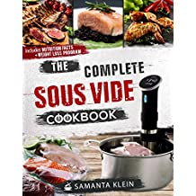 The Complete Sous Vide Cookbook (English Edition)