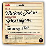 Michael Jackson Interviewed by John Pidgeon