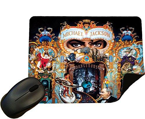 Preisvergleich Produktbild Michael Jackson Dangerous Album cover Mouse Mat / Pad - By Eclipse Gift Ideas