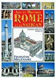 Art et histoire, Rome et le Vatican