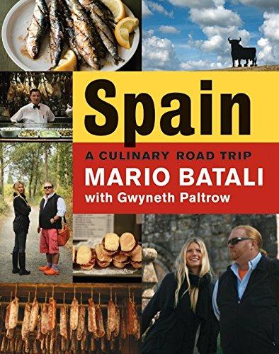 Spain...A Culinary Road Trip por Mario Batali