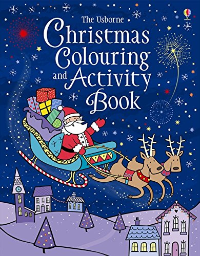 Christmas Colouring and Activity Book (Colouring & Activity) por Kirsteen Rogers