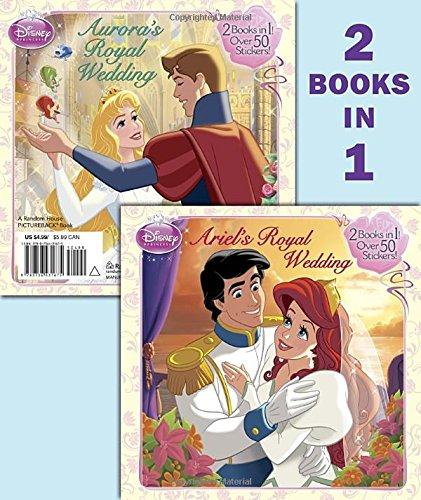 Ariel's Royal Wedding/Aurora's Royal Wedding (Disney Princess)