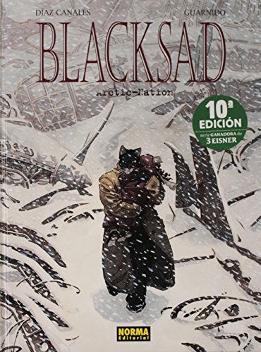 BLACKSAD 02: ARCTIC NATION (CÓMIC EUROPEO) por Juan Díaz Canales