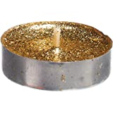 Horizon Candles Shiny Tealights Unscented Candle 6 pieces