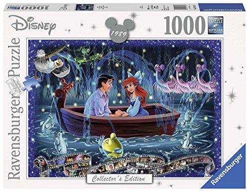 Puzzles Disney Classic, La Sirenita