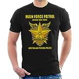 Cloud City 7 Main Force Patrol Mad MAX Men's T-Shirt