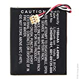 NX - Action Cam Akku 3.8V 1160mAh