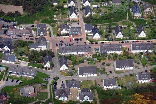 MF Matthias Friedel - Luftbildfotografie Luftbild von Strandstraße in Hörnum (Sylt), aufgenommen am 10.05.08 um 13:06 Uhr, Bildnummer: 5016-08, Auflösung: 4288x2848px = 12MP - Fotoabzug 50x75cm