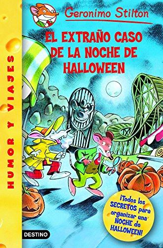 El extraño caso de la noche de Halloween: Geronimo Stilton 29 por Geronimo Stilton