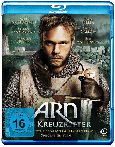 SUNFILM Entertainment Arn - Der Kreuzritter (Special Edition) [Blu-ray]