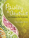 Paisley & Abstract Art Designs For Co...