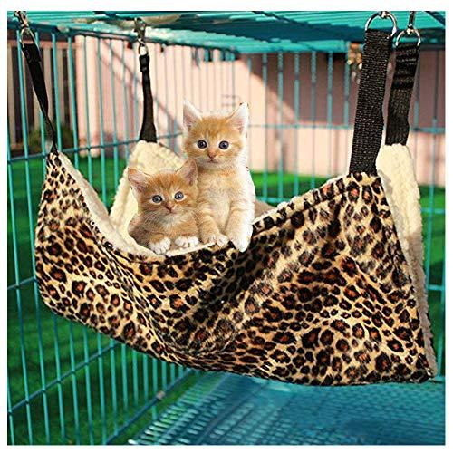 Bello Luna Estera Colgante Estampada Leopardo Cama