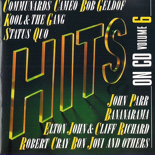 80s Hits (CD Compilation, 15 Tracks, Various, Diverse Artists, Künstler) The Communards Don't Leave Me This Way, The Mission Stay With Me, Gwen Guthrie Outside In The Rain, Felicity Ain't Got My Eyes On You, Cliff Richard & Elton John Slow Rivers, Bon Jovi You Give Love A Bad Name u.a.