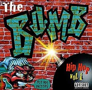 Hop Hop Factory: The Bomb V1 CD