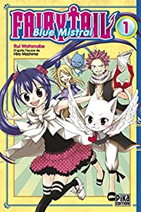 Fairy Tail - Blue Mistral Edition simple Tome 1