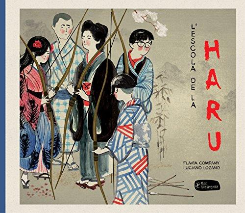 L'Escola De La Haru (Petit Fragmenta) por Flavia Company Navau