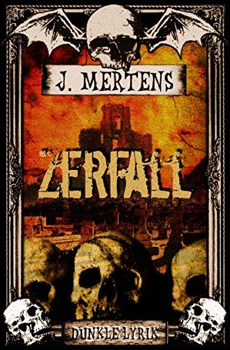 Buchseite und Rezensionen zu 'Zerfall' von J. Mertens