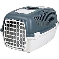 Trixie Capri Pet Carrier, Dark Grey (24x16x15-inch)