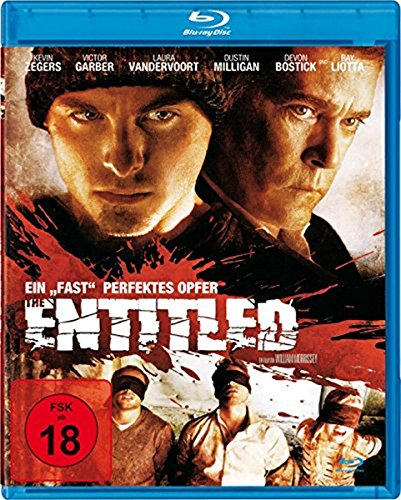The Entitled - Ein fast perfektes Opfer [Blu-ray]