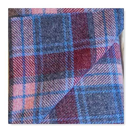 Harris Tweed-Stoff, 100% Reine Wolle, mit Etiketten, 75 x 50 cm SPT01 - Siehe die Ganze Reihe von...