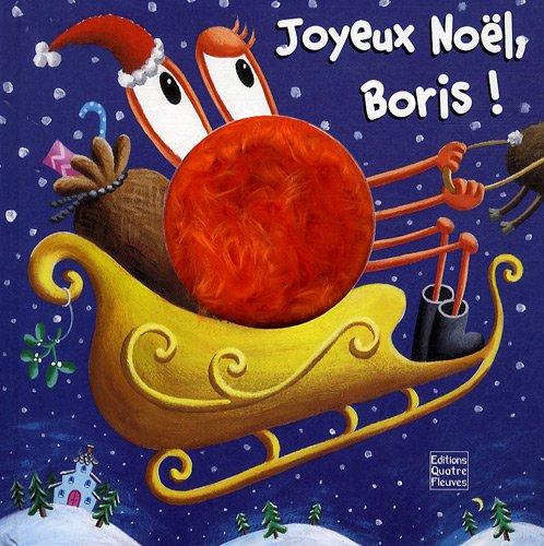 Joyeux Noël, Boris ! par Sam Lloyd