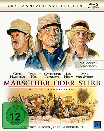 Bild von Marschier oder Stirb - Digital Remastered [Blu-ray]