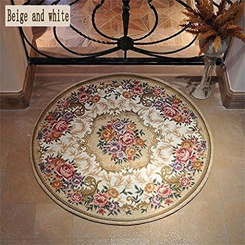 Uncle Sam LI-americani tappeto rotondo Tappeti Soggiorno europea Moquette Camera comodino Carpet