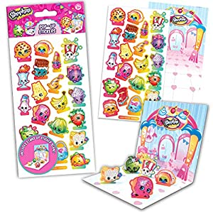 Papel Proyectos 01.70.27.001 Shopkins Pop-up Pegatinas