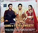 SONU KE TITU KI SWEETY - Bollywood Soundtrack - Musik CD - 2018 - Original T-SERIES CD ~ verkauf nur über Bollywood 24/7