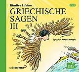 Griechische Sagen III, 2 Audio-CDs