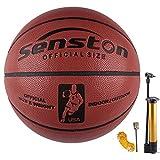 Senston Erwachsene Basketball Basketbälle Größe 6