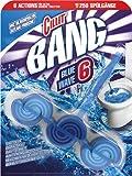 Cillit Bang 6X Blue Wave 6 Ozeanfrische, WC-Blauspüler