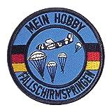 A. Blöchel Viele verschiedene Stoffabzeichen Deutschland Bundeswehr US Army US Airforce Landesflaggen Dienstgradabzeichen (Mein Hobby ist Fallschirmspringen)
