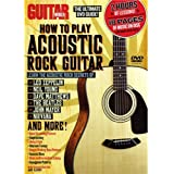 Guitar World: How To Play Acoustic Rock Guitar. para Guitarra