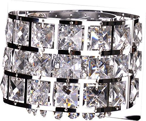 Preisvergleich Produktbild Kristall Wandleuchte Design Wandlampe Lampe Leuchte Lampen Leuchten NEU