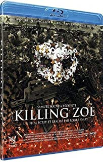 Killing Zoe [Blu-ray] [Director's Cut] (B002UMCWF2) | Amazon Products